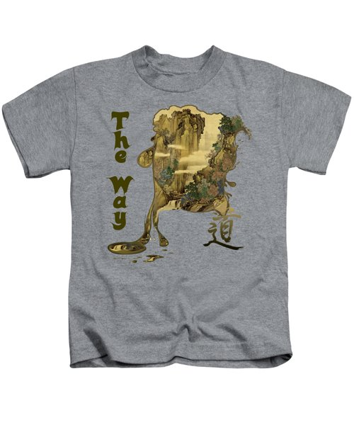 Tani Buncho Chi Kids T-Shirt