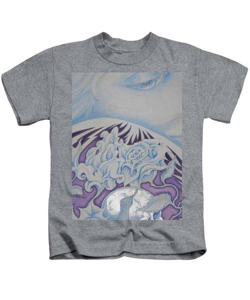 Tattooed Goddess Kids T-Shirt