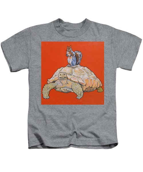 Terwilliger The Turtle Kids T-Shirt
