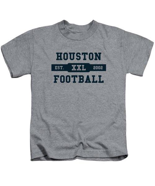 Texans Retro Shirt Kids T-Shirt