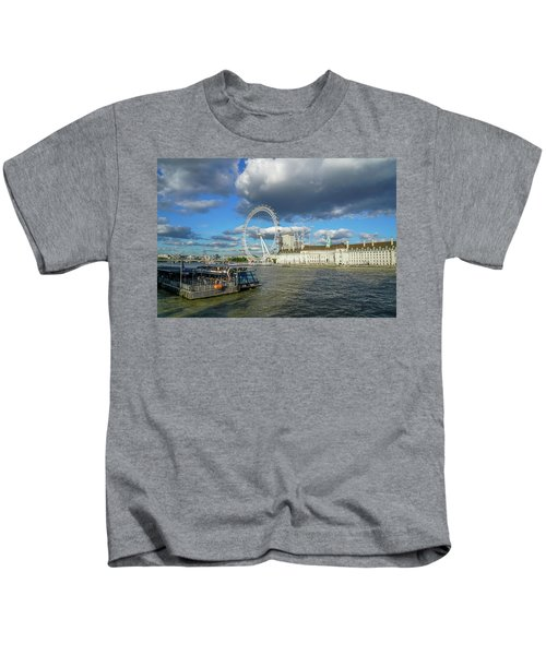Thames River Kids T-Shirt