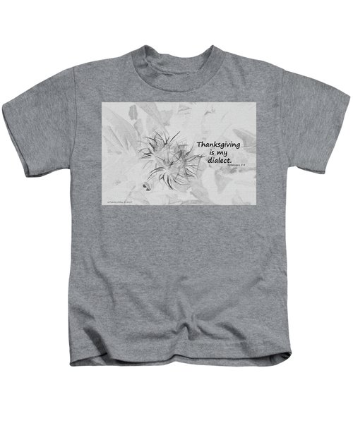 Thanks Giving Kids T-Shirt