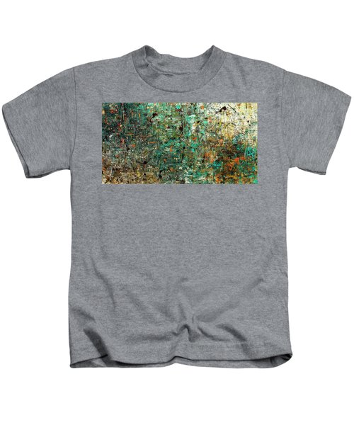 The Abstract Concept Kids T-Shirt