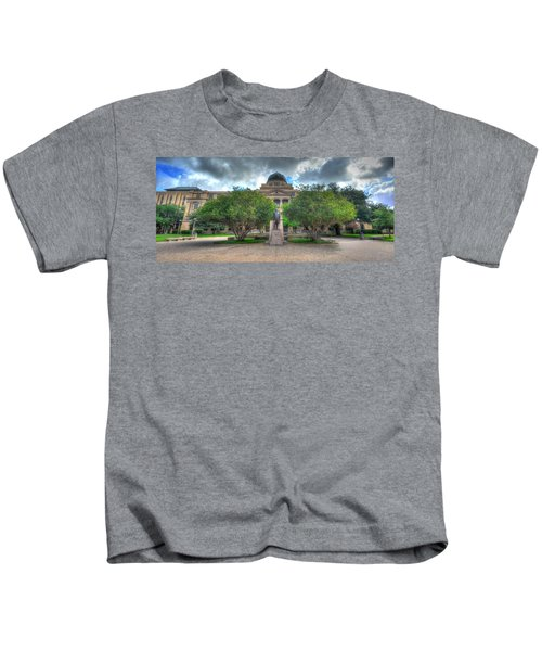 The Academic Building Kids T-Shirt