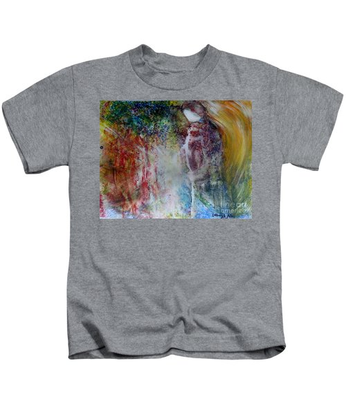 The Adventure Begins Kids T-Shirt