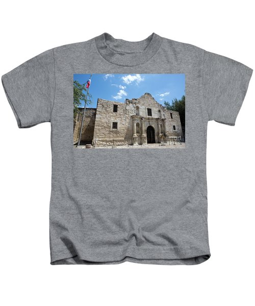 The Alamo Texas Kids T-Shirt