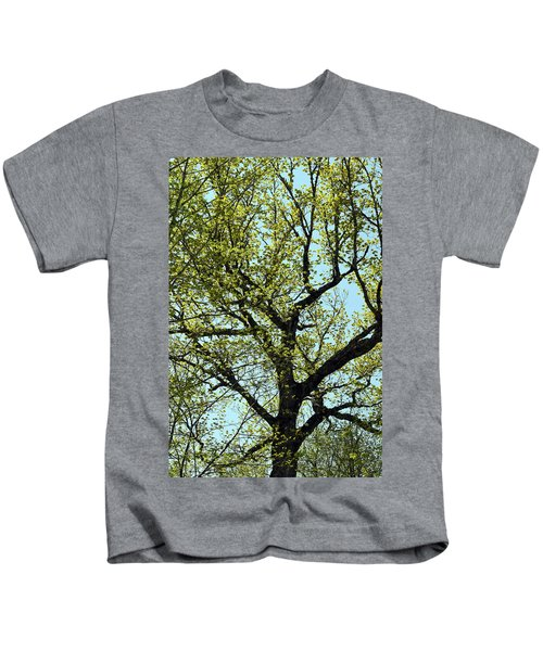 The All Over Tree Kids T-Shirt