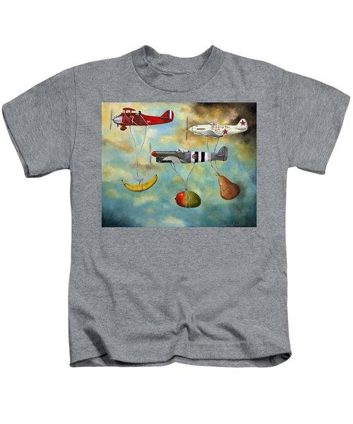 The Amazing Race 6 Kids T-Shirt