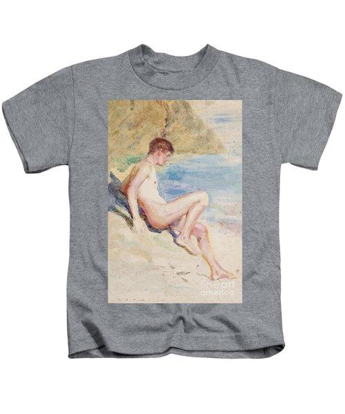 The Bather, 1910 Kids T-Shirt