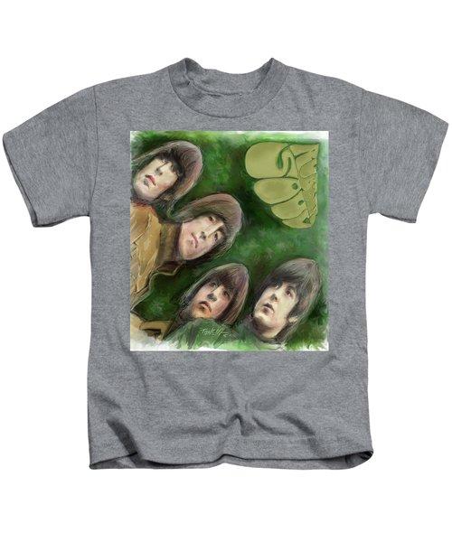 The Beatles, Rubber Soul Kids T-Shirt
