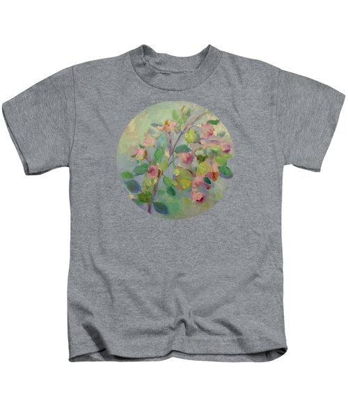 The Beauty Of Spring Kids T-Shirt by Mary Wolf