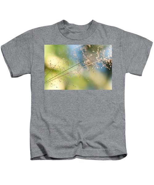The Beauty Of The Earth. Natural Watercolor Kids T-Shirt