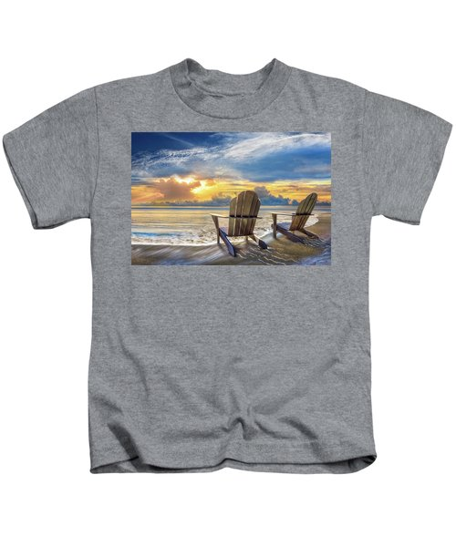 The Best Part Of The Day Kids T-Shirt
