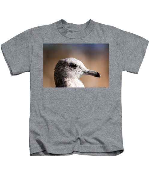 The Best Side Of The Gull Kids T-Shirt