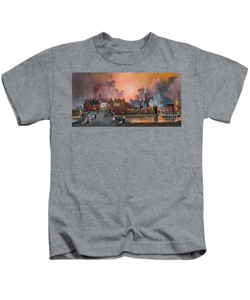 The Black Country Village Kids T-Shirt