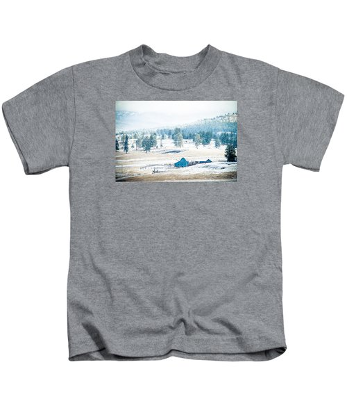 The Blue Barn Kids T-Shirt