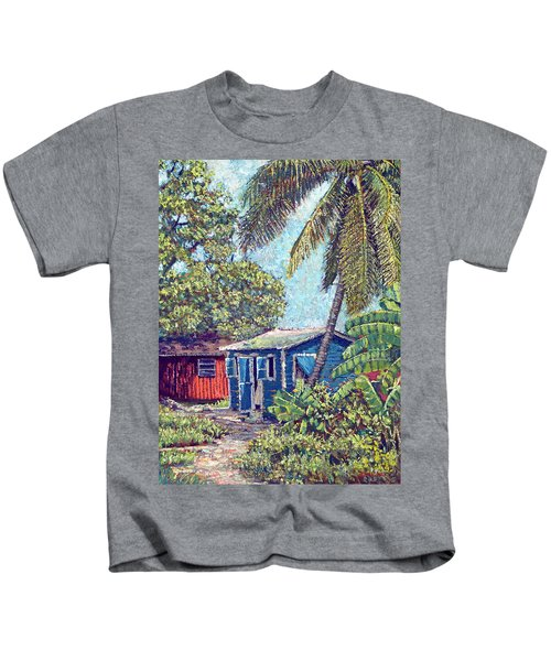 The Blue Cottage Kids T-Shirt