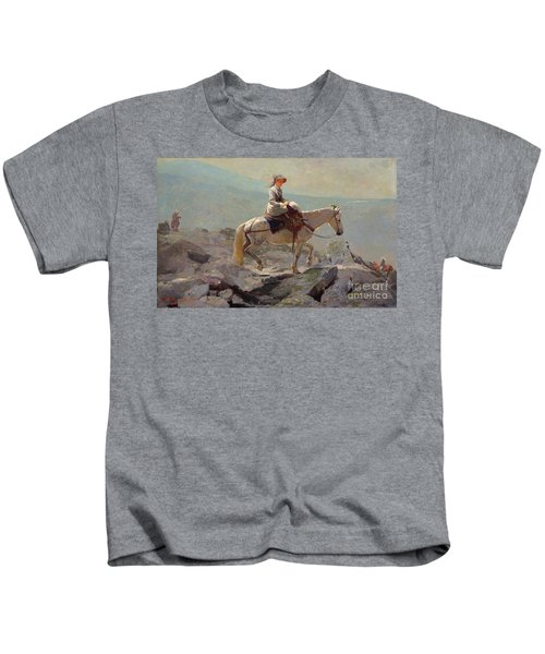 The Bridal Path Kids T-Shirt