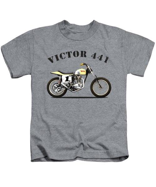 The Bsa 441 Victor Kids T-Shirt