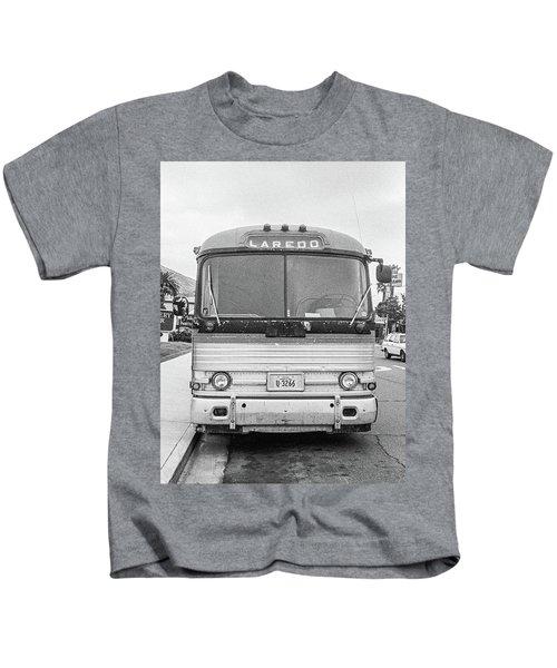 The Bus To Laredo Kids T-Shirt