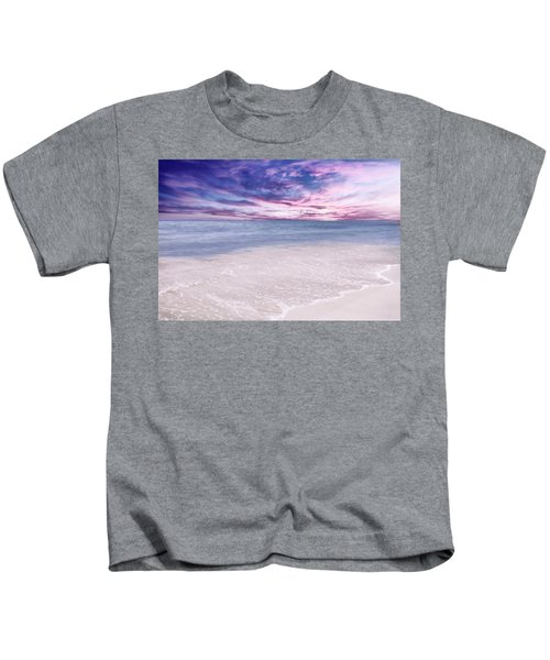 Kids T-Shirt featuring the photograph The Calm Before The Storm by Gigi Ebert