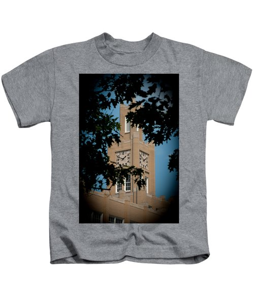 The Clock Tower Kids T-Shirt