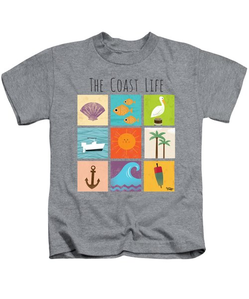 The Coast Life Kids T-Shirt