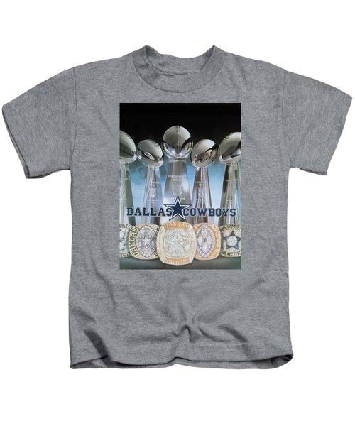 The Dallas Cowboys Championship Hardware Kids T-Shirt