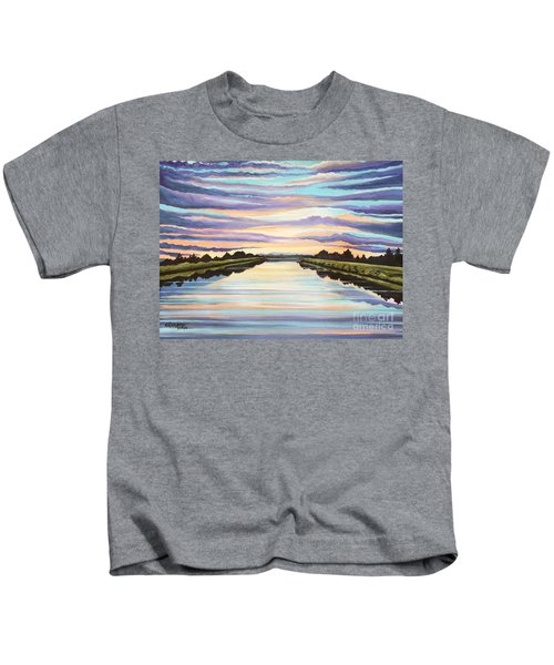 The Delta Experience Kids T-Shirt