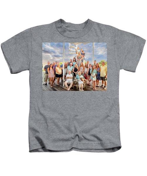 The Dezzutti Family Kids T-Shirt