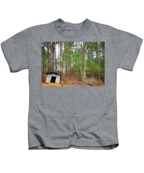 The Doghouse  Kids T-Shirt