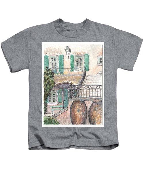 The Dora Maar Residency Kids T-Shirt