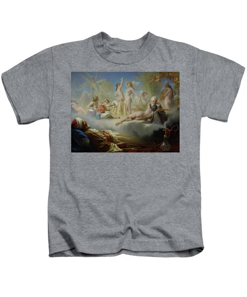 The Dream Of The Believer Kids T-Shirt