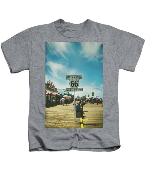 The End Of Sixty-six Kids T-Shirt
