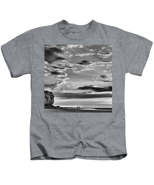 The End Of The Day, Old Hunstanton  Kids T-Shirt