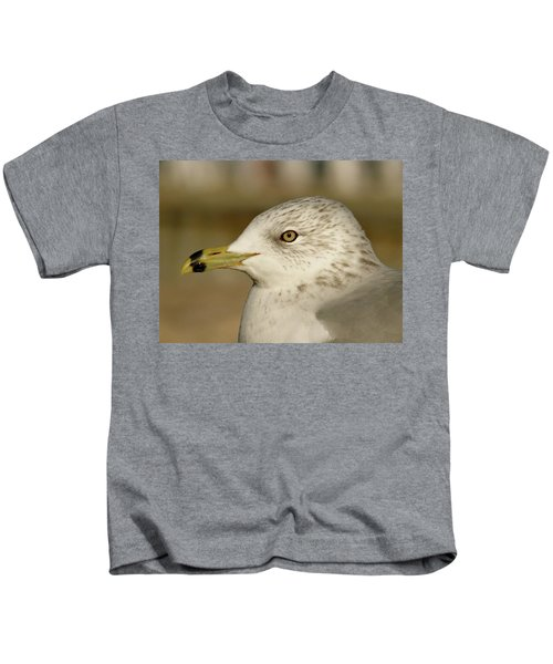 The Eye Of The Seagull Kids T-Shirt