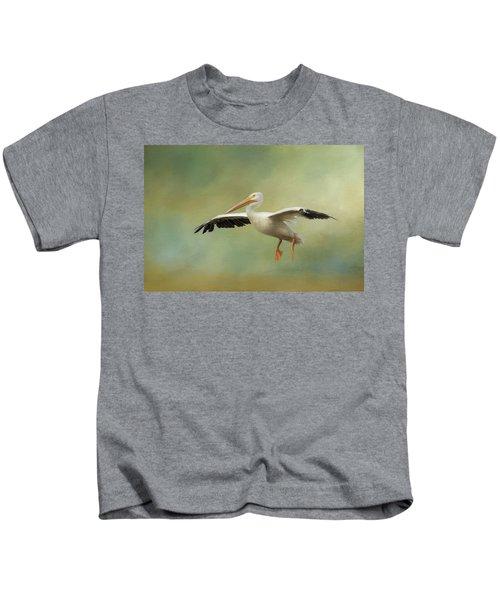 The Final Approach Kids T-Shirt