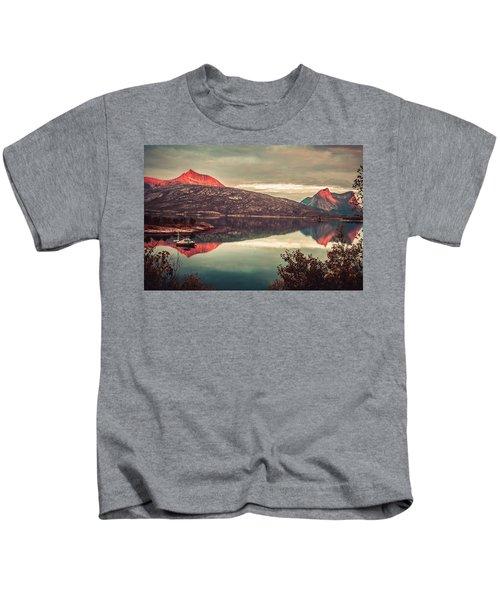 The Flames Kids T-Shirt