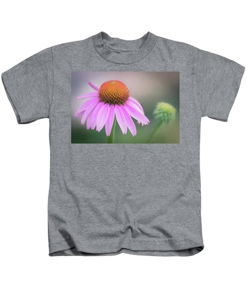 The Flower At Mattamuskeet Kids T-Shirt