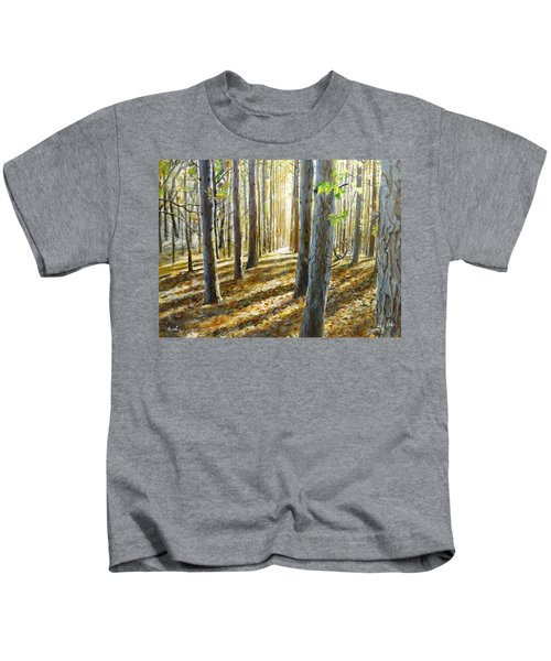 The Forest And The Trees Kids T-Shirt