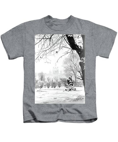 The Garden Kids T-Shirt