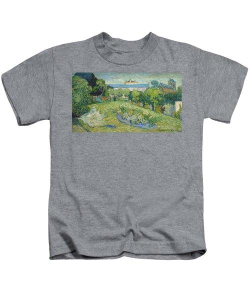 The Garden Of Daubigny Kids T-Shirt