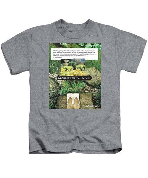 The Garden Of The Soul Kids T-Shirt