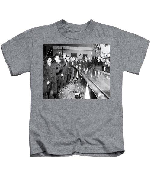The Gentlemen's Club C. 1890 Kids T-Shirt