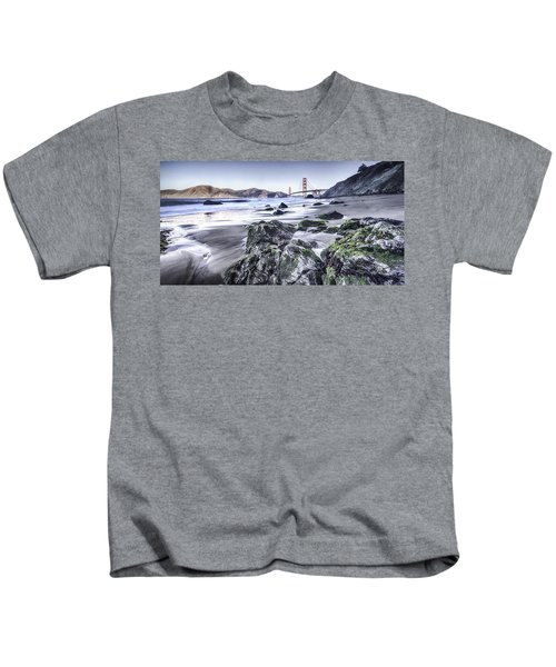 The Golden Gate Bridge Kids T-Shirt