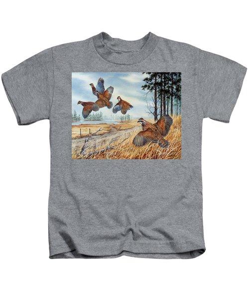 The Hunt  Sold Kids T-Shirt