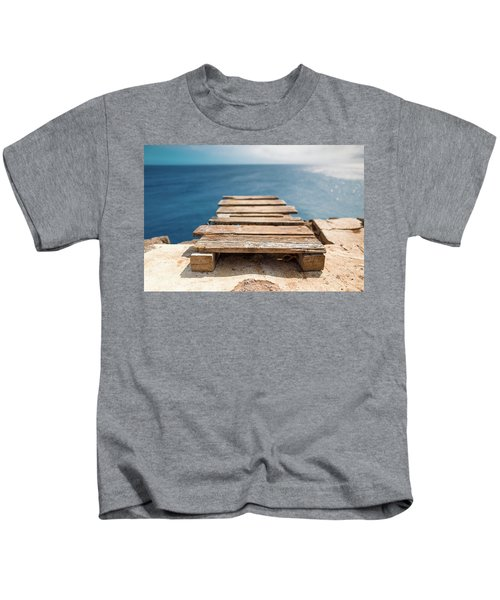 The Infinite Blue Kids T-Shirt