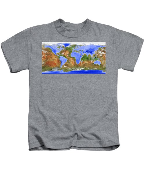 The Inverted World Kids T-Shirt