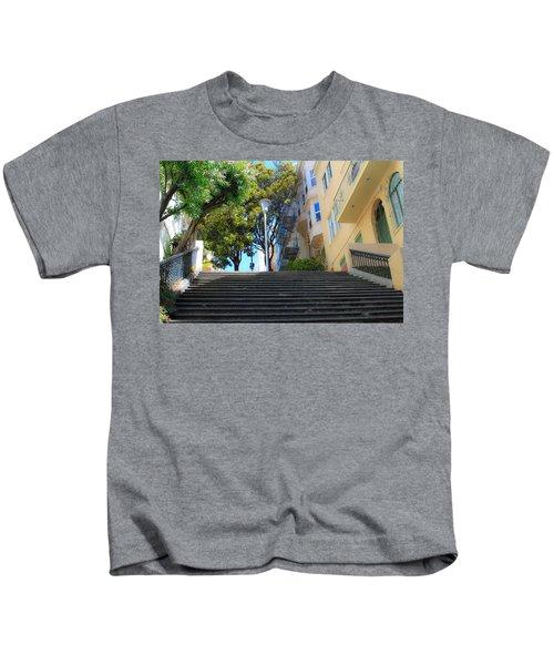 The Joice Street Steps Kids T-Shirt