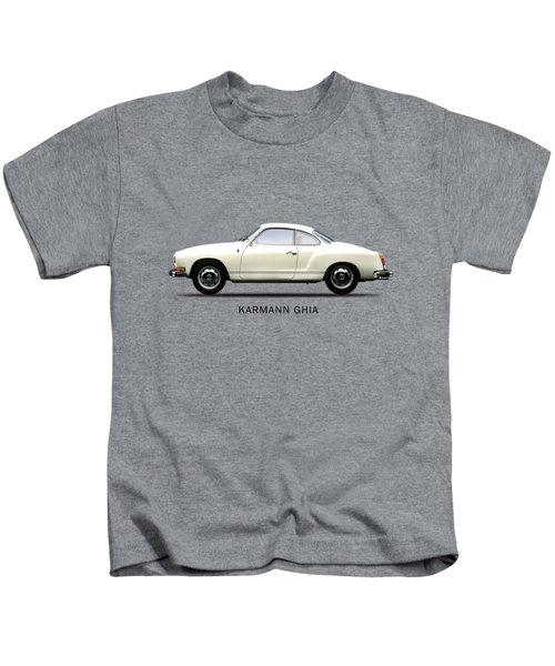 The Karmann Ghia Kids T-Shirt by Mark Rogan